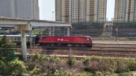 京沪 K516次 上海-吉林 沈局沈段HXD3D