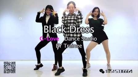 black dress练习室 韩舞爵士舞简单易学舞蹈 北京G-Love舞蹈工作室