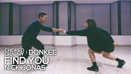 [Nataraja academy] Donkee 编舞 : Nick Jonas - Find You