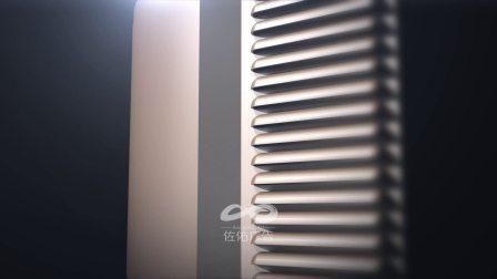 A.O.史密斯变速静音空气能热水器