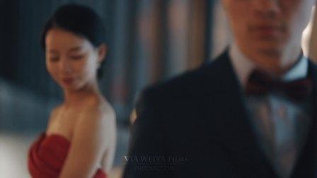 2018.2.4 YANG+JIA 婚礼花絮  VIA维亚影像首席作品