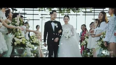 绯系视觉作品 | 巴厘岛Alila婚礼电影