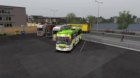 欧洲卡车模拟2畅游孟加拉国12#