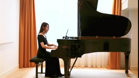黑白配 钢琴弹唱 - 小璐儿