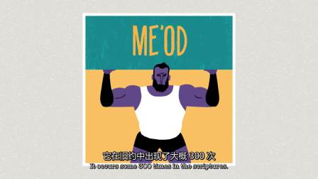 【The Bible Project】咬文嚼字之--Me'od 力