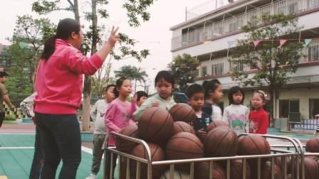 【5月5日修改版】大镇幼儿园大一班打篮球20180403