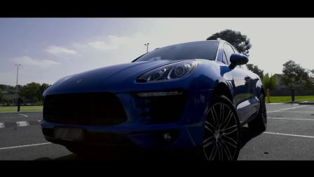 Cargraphic保时捷2016款Macan S 3.0T 柴油排气