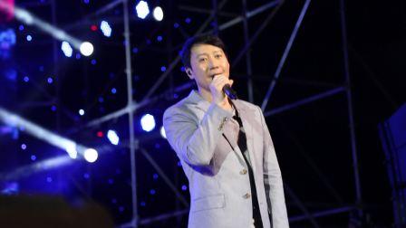 我拍的四大天王之中的黎明,在南昌前迎湖宾馆演唱《今夜你会不会来》视频