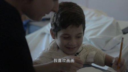"""黎巴嫩:""""长大后,我想当一名医生,帮助像我一样的孩子"""""""