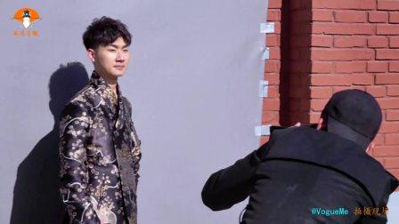 【陶阳】《VogueMe》2018年4月号拍摄花絮 - 时装