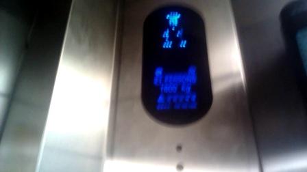 人民医院新区住院楼电梯