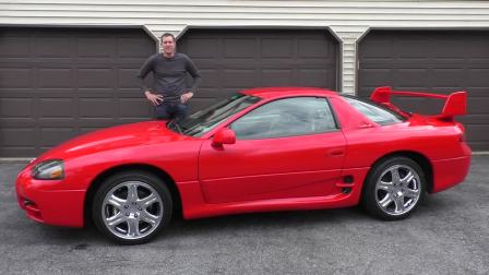 Here's Why 3000GT VR-4 was a 1990s Icon