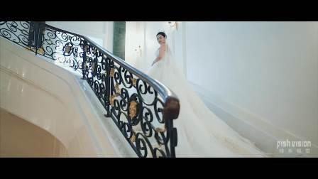 绯系视觉作品 | 成都路易艺术城堡婚礼电影