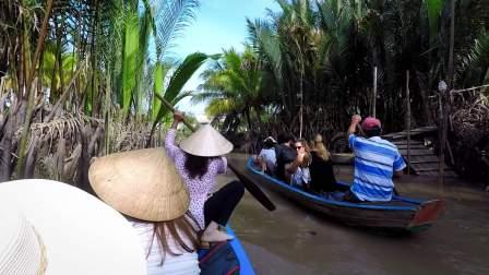 旅游博客 #13《说走就走》越南胡志明市