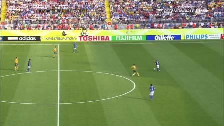 【黄健翔名作】2006年世界杯意大利vs澳大利亚720P
