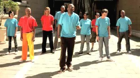 南非世界杯 第一节 Diski Dance-Juggle