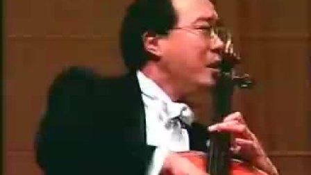 马友友演奏《德沃夏克B小调大提琴协奏曲》