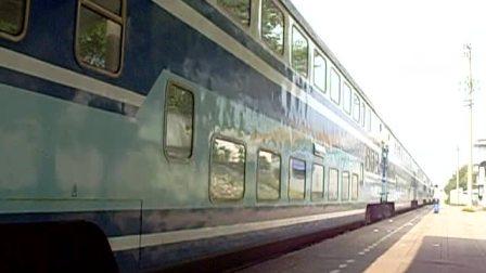 铜陵站历史上最后一趟客车,T778次发车视频