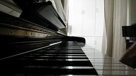 钢琴:月亮代表我的心_tan8.com