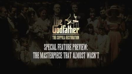 《教父》三部曲-科波拉重新修复收藏版 制作特辑之The Masterpiece