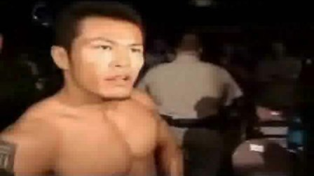 巴西柔术在MMA