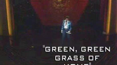 Green Green Grass Of Home - 乐坛的传奇人物汤姆-琼斯