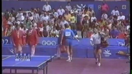 1992巴塞罗那奥运会:瓦尔德内尔VS金择洙
