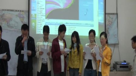 阳朔卓悦英文书院117表演课