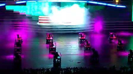 越秀2008晚会片段1