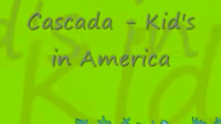 CASCADA Kids in America