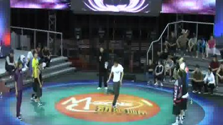 社会精英组Breaking 5v5 京舞堂Together BBoy vs 星空间
