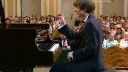 2007年柴可夫斯基国际钢琴比赛季军演奏肖邦练习曲OP25.No.3 No12