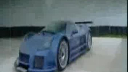 Gumpert Apollo超级跑车