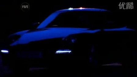 英国测试新款保时捷911 fifth gear