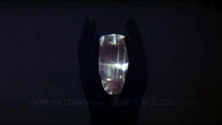 007电影经典片头序曲大回顾《金刚钻》1971年
