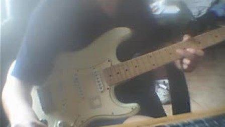 融合 FUSION 吉他即兴