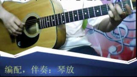 第十二课2【遇见】女声《琴放木吉他教学》