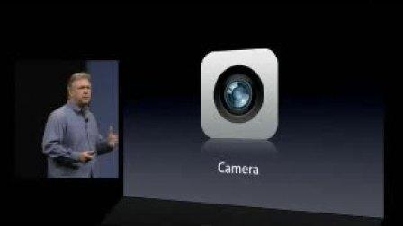 iphone3Gs苹果三代iphone 3Gs视频拍摄功能演示