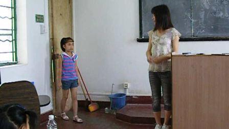 桂林赛区视频口语比赛培训视频(七)