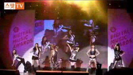090610 afterschool CYWORD 数码音乐颁奖典礼3