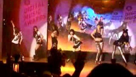 090610 afterschool Diva 数码音乐颁奖典礼