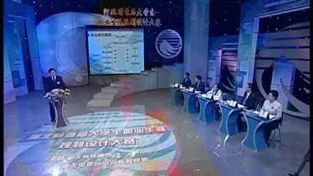 河北省首届大学生职业生涯规划大赛_B
