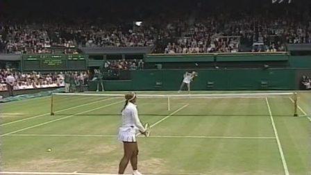 2004温网女单决赛 莎拉波娃VS小威廉姆斯