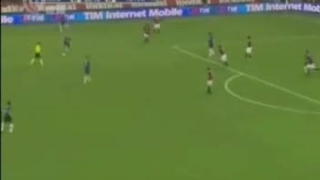 (09.8.30)米利托2传1射加图索染红 国米4-0胜AC米兰