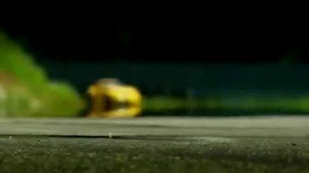德国艳黄超跑爬地虎-威兹曼MF5