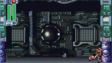 PS洛克人X4日版最终战演示