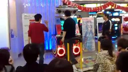 预赛第7名选手:左绅(北京金银岛电玩  跳舞机5代表演赛)