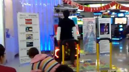 双踏表演第二位:小宇(北京金银岛电玩  跳舞机5代表演赛)