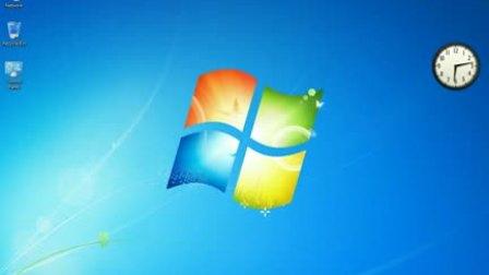 """电脑显示我的电脑 让win7桌面显示""""我的电脑""""、""""回收站""""、""""网络""""图标"""