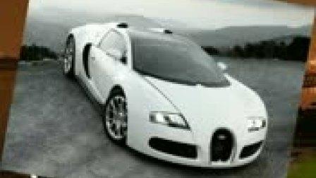 布加迪汽车的图片集